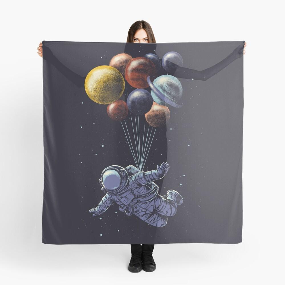 PañueloViaje espacial Delante