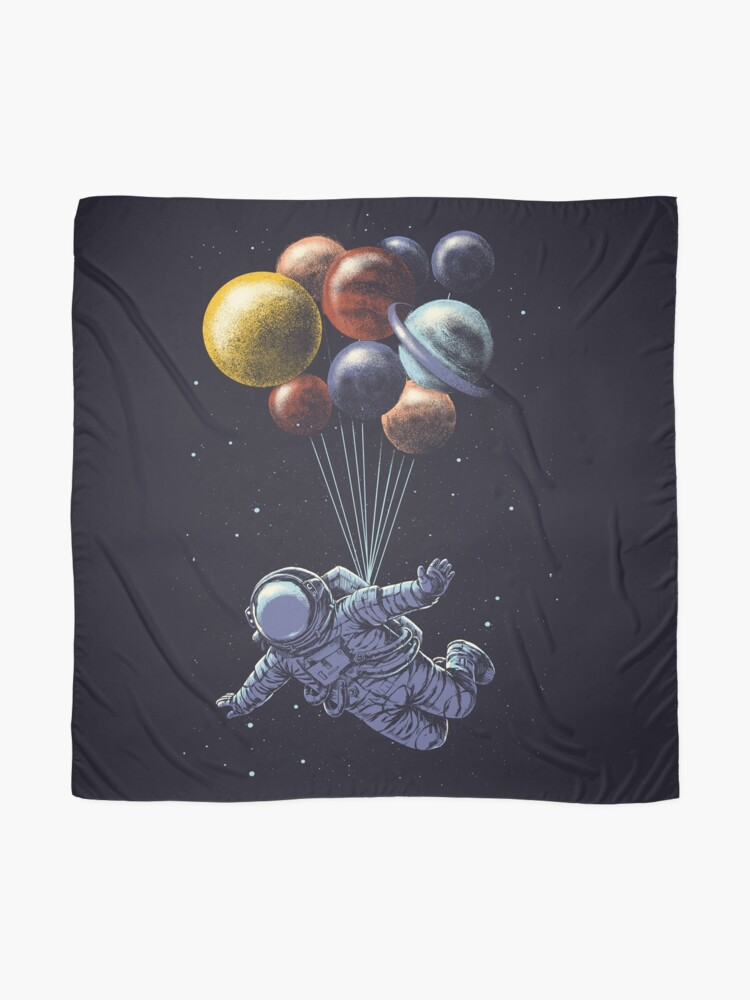 Alternate view of Space Travel Scarf