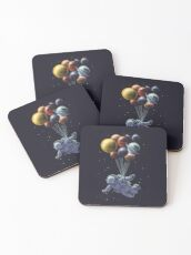 Space Travel Coasters