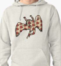 Led Zeppelin Angel with Roses Pullover Hoodie
