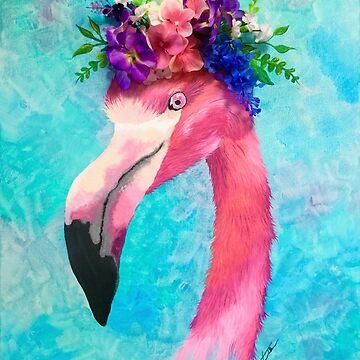 Flamingo by Alinton12