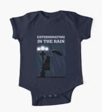 MusiKill in the Rain One Piece - Short Sleeve