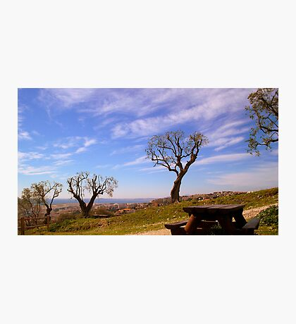 Glorious landscape Photographic Print