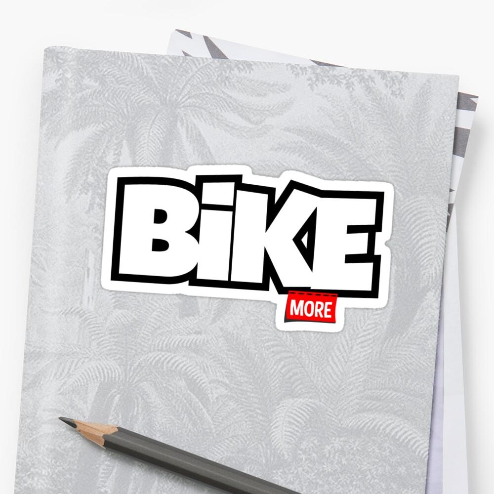 Bike More by LudlumDesign