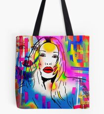Pete Burns Collection Merchandise by Dusty O Tote Bag
