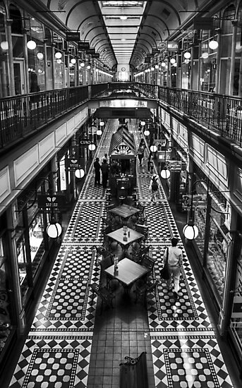 Adelaide Arcade by SD Smart