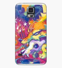 Lisa Frank Hell Case/Skin for Samsung Galaxy