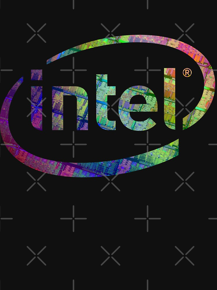 Intel Logo | Silicon CPU by BHawk-Graphics