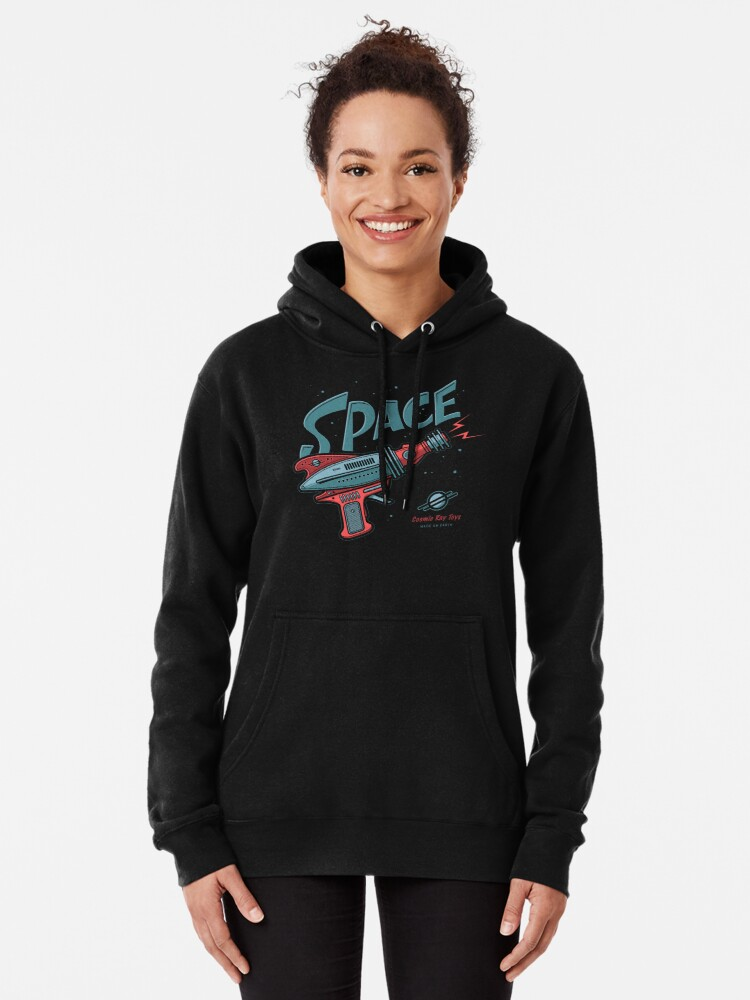 Alternate view of Defend The Earth Pullover Hoodie