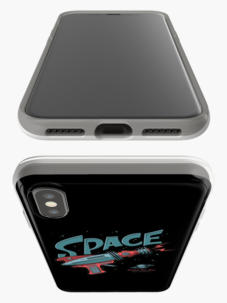 Alternate view of Defend The Earth iPhone Case & Cover