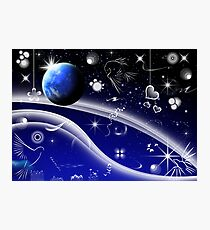 Space Photographic Print