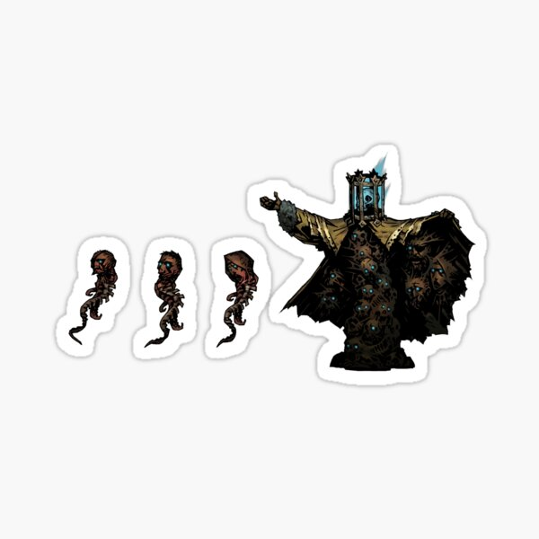 Darkest Dungeon Collector Stickers Pegatina