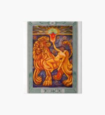 Lust - Thoth Tarot Art Board