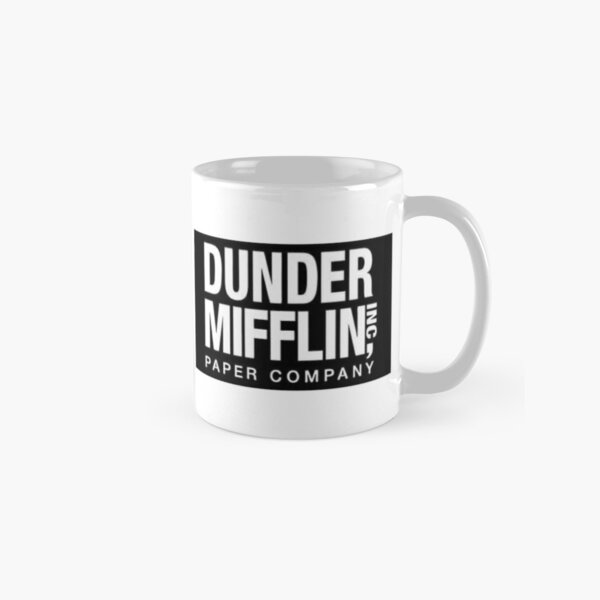 Dunder Mifflin Classic Mug