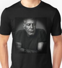 Anthony Bourdain Unisex T-Shirt