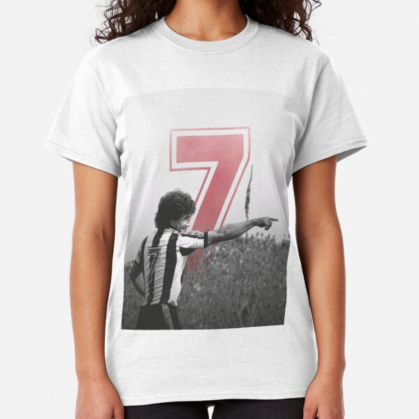 Kevin Keegan Newcastle 7 Classic T-Shirt