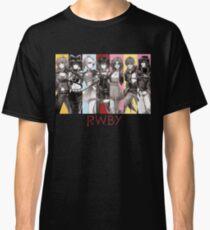 Camiseta clásica RWBY - The Dangerous Seven