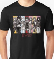 The Dangerous Seven - RWBY Unisex T-Shirt