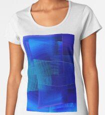 Cool Cool Blue Women's Premium T-Shirt