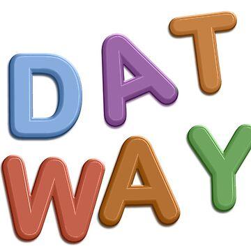 Migos - Dat Way Magnets - Walk it Talk it by LogicCo