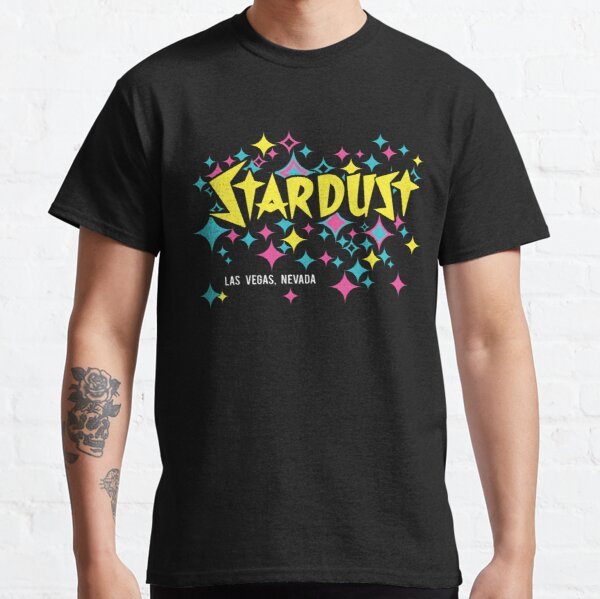 Stardust Hotel Shirt Stardust Hotel Tshirt Classic Las Vegas Classic T-Shirt