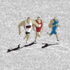 RUNNERS by Grigoris Kalivas