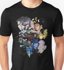 The Mighty Nein Unisex T-Shirt