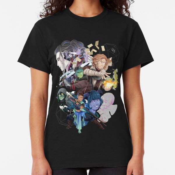 The Mighty Nein Classic T-Shirt