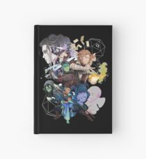 The Mighty Nein Hardcover Journal
