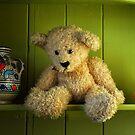 On the shelf by Simon Duckworth