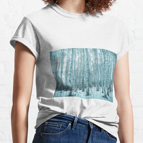 Blue Aspens Classic T-Shirt