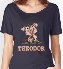 Theodor Piggy Women's Relaxed Fit T-Shirt