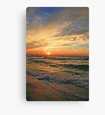 Gulf of Mexico Seascape Canvas Print
