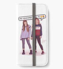 Miriam and Aitana - OT 2017 iPhone Wallet/Case/Skin