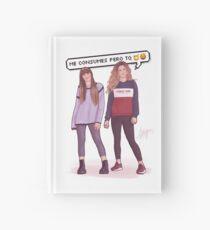Miriam and Aitana - OT 2017 Hardcover Journal