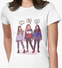 Girls trio - OT 2017 Women's Fitted T-Shirt