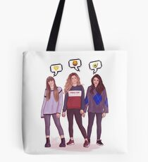 Girls trio - OT 2017 Tote Bag