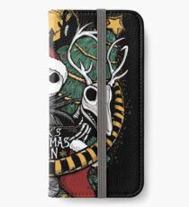 Jack's Christmas Plan iPhone Wallet/Case/Skin