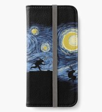 Starry Fight iPhone Wallet/Case/Skin