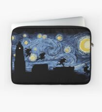 Starry Fight Laptop Sleeve