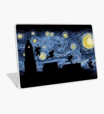 Starry Fight Laptop Skin