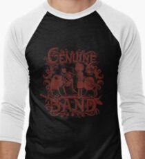 Genuine Band Men's Baseball ¾ T-Shirt