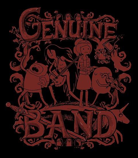 Genuine Band by tyna