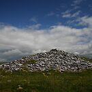 Poulawack Cairn by Martina Fagan