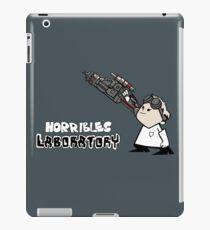 Horrible's Laboratory iPad Case/Skin