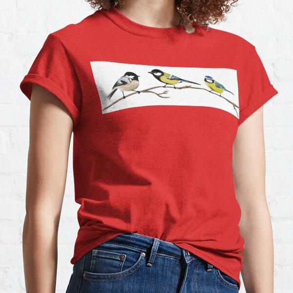 Garden birds Classic T-Shirt