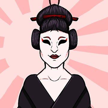 Geisha by DeathPawn