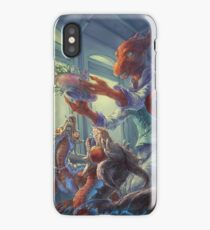 Dinner is Served iPhone Case