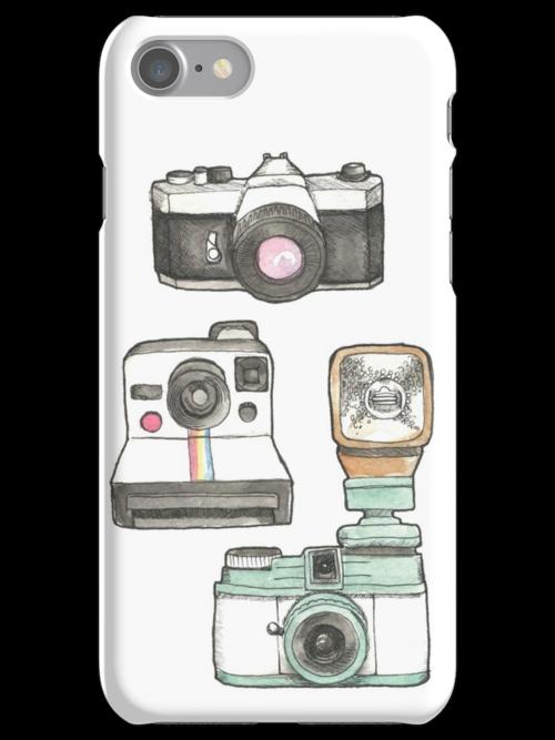 Cameras by Sara Wilson