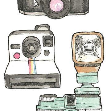 Cameras by sarawilson